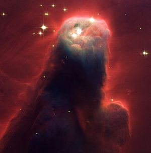 Cone Nebula (NGC 2264) Star-Forming Pillar of Gas and Dust.jpg