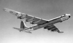 "Convair B-36J ""Peacemaker"" der U.S. Air Force"