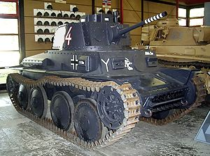 Panzer 38 (t) Ausf. S