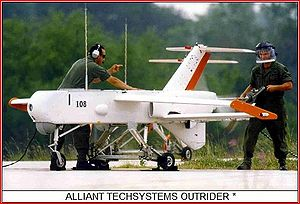 "Alliant RQ-6 ""Outrider"""