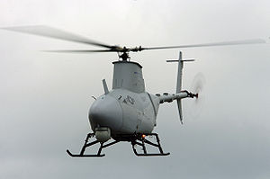 "Basisversion RQ-8A ""Fire Scout"""