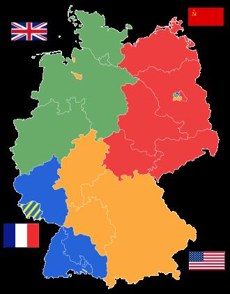 Besetztes Deutschland