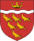 Wappen von East Sussex