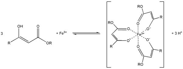 Betaketocarbonicacid iron complex.png