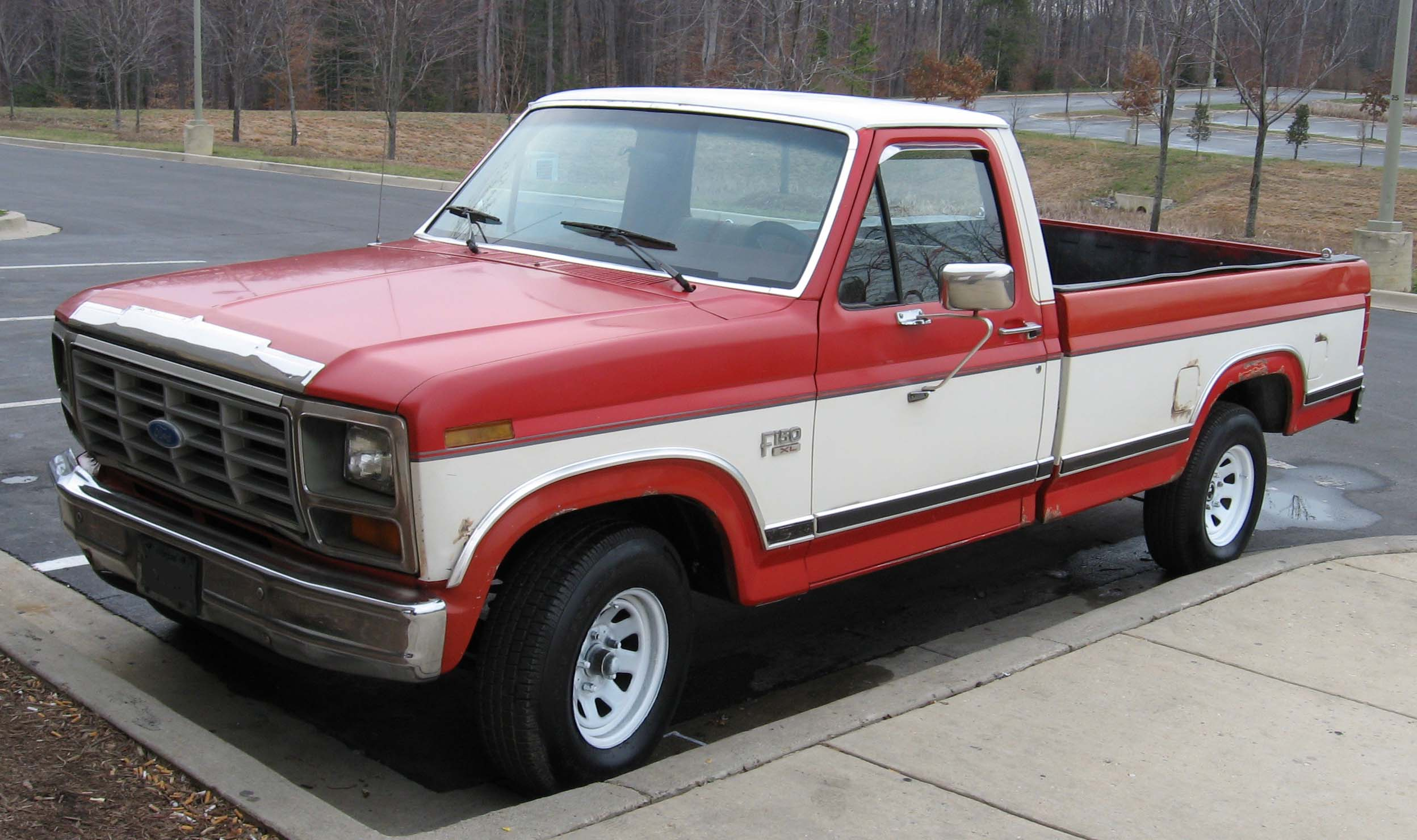 Ford F-150 1980-86