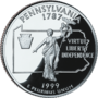 Pennsylvania quarter