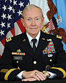 Army General Martin E. Dempsey, CJCS, official portrait 2011.jpg