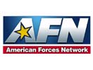 Logo des American Forces Network.