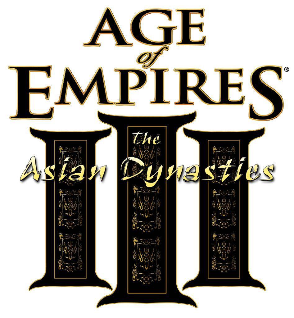 Age of empires 3 logo asian