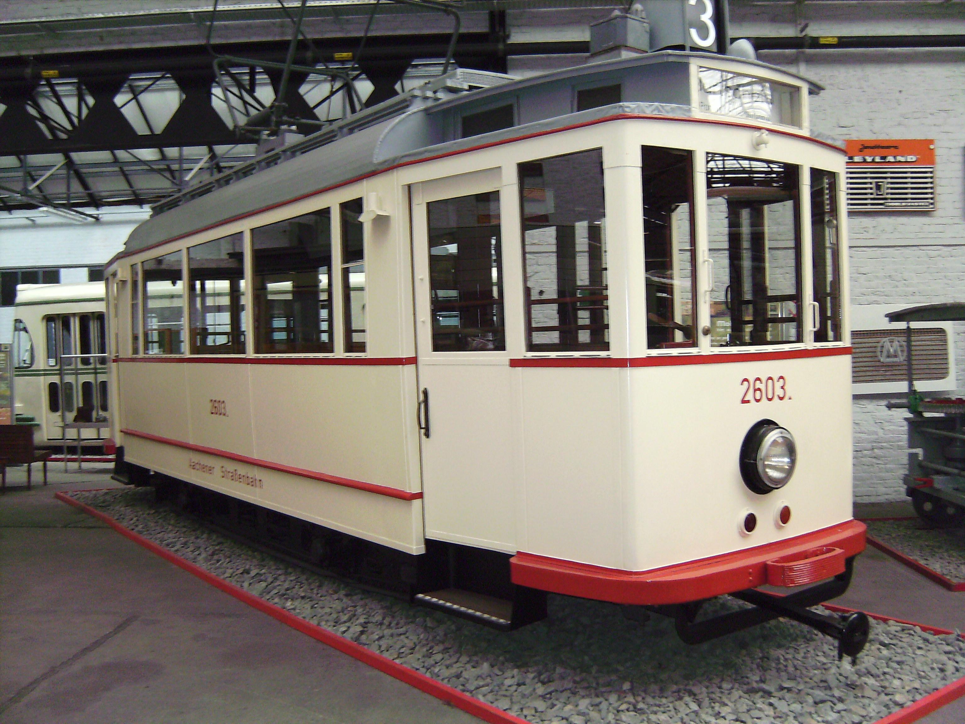 Stra Enbahn Aachen