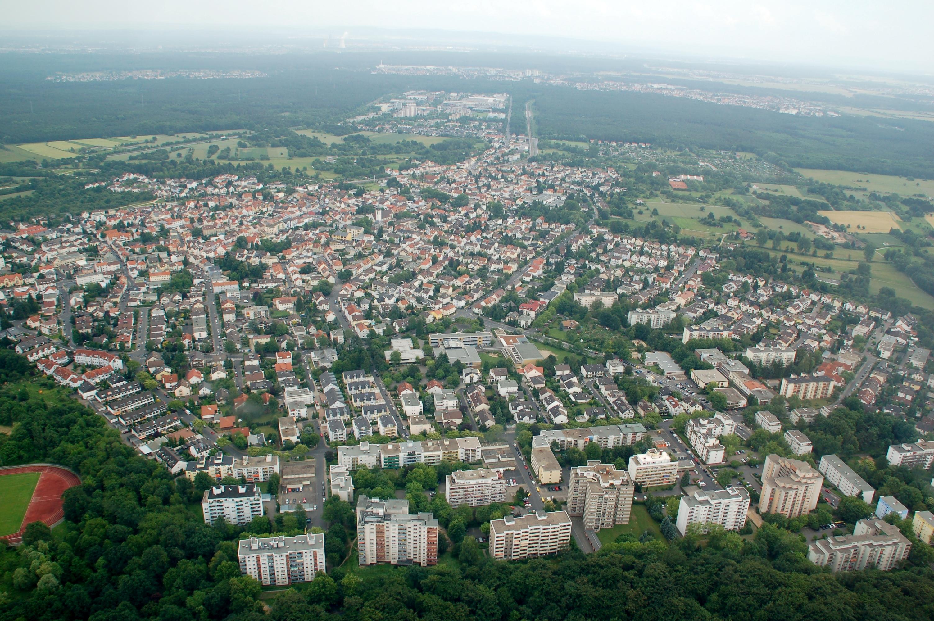 Offenbach bieber west for Werbeagentur offenbach am main