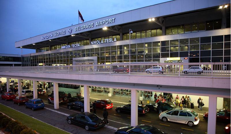 Aerodrom Beograd Nikola Tesla