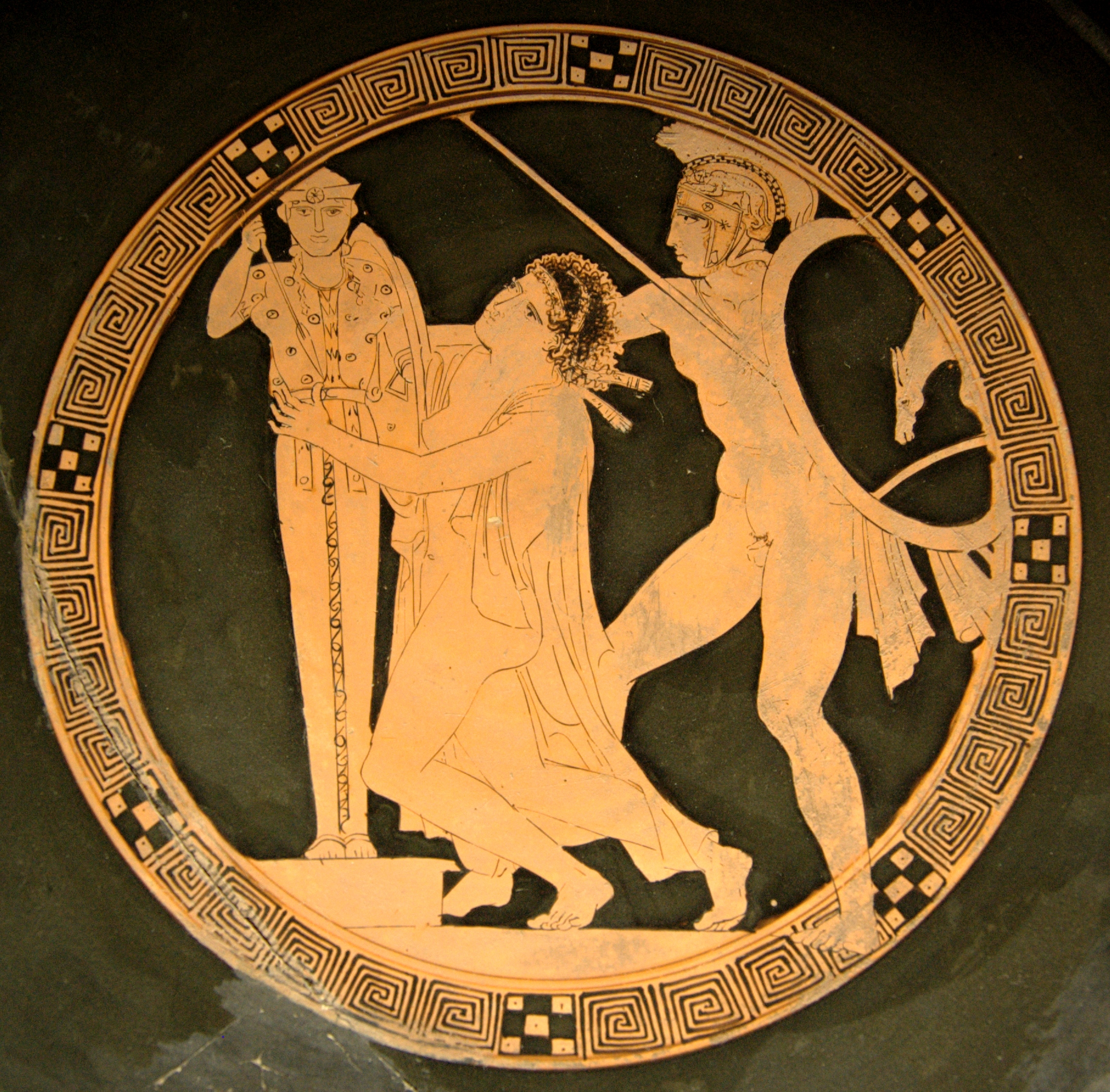 an analysis of some tragic figures in the greek mythology