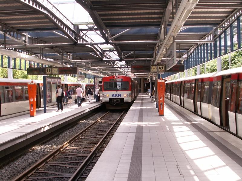 Norderstedt Germany  city photos : Wirtschaft und Infrastruktur