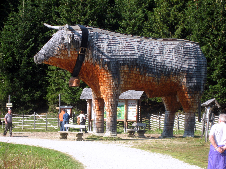 Almenland / Gemeinden im Naturpark in der …