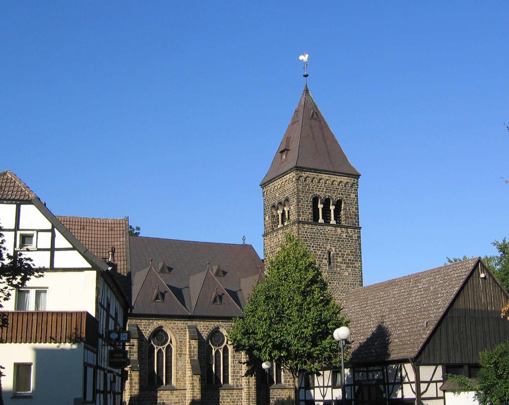 Liste der Baudenkmale im Stadtbezirk Dortmund-Huckarde