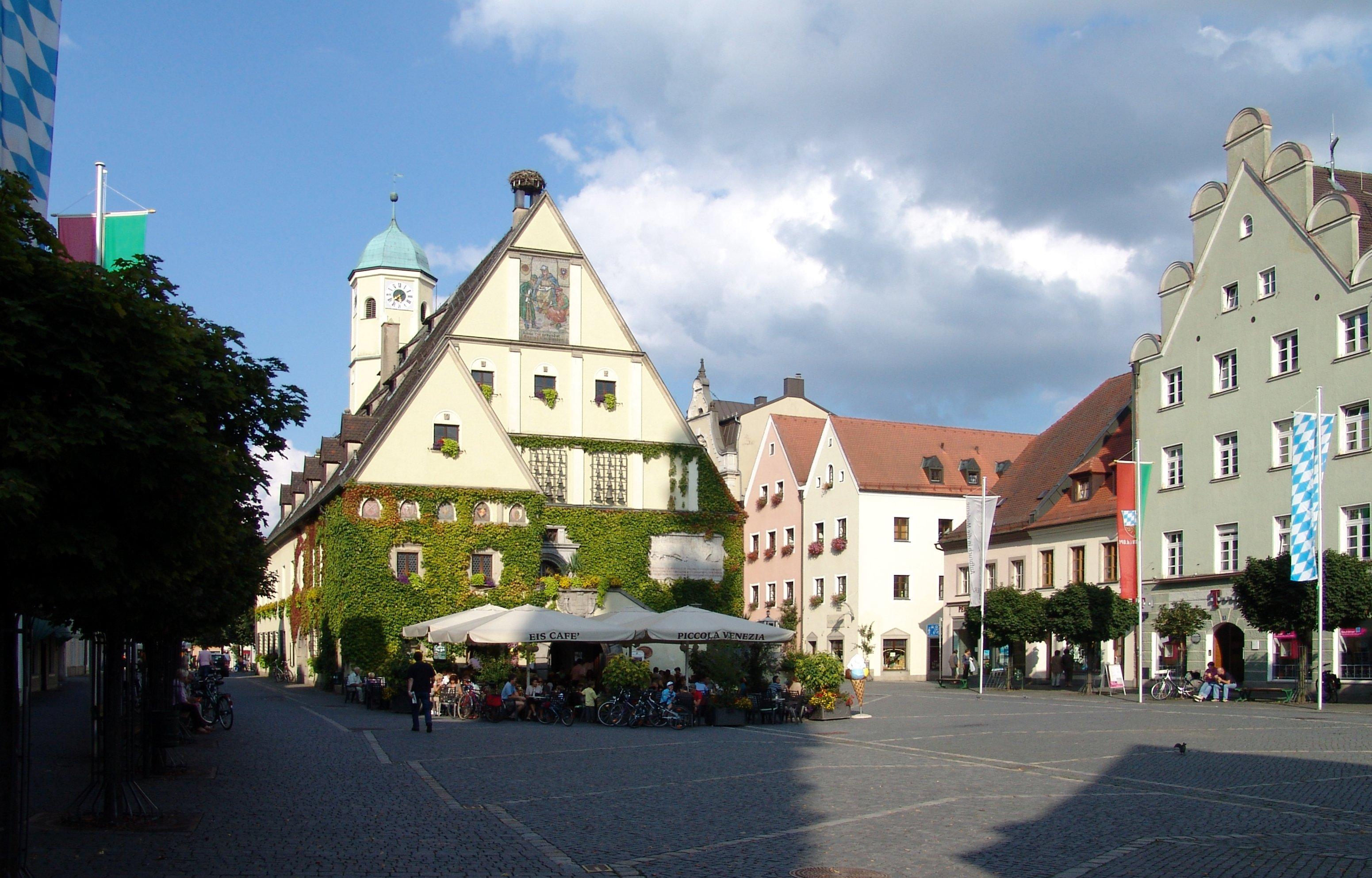 ... Altstadt Hotel - 4 star hotel in Weiden in der Oberpfalz (Bayern