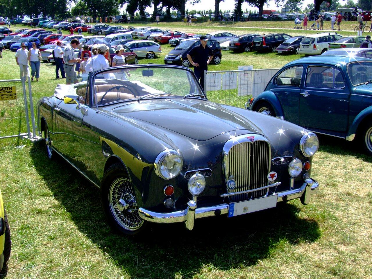 Alvis 3 Litre Cabrio 1935