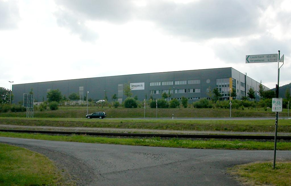 Jobs Amazon Bad Hersfeld