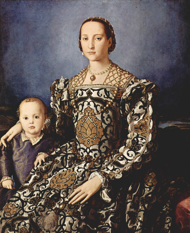 Eleonor of Toledo,
