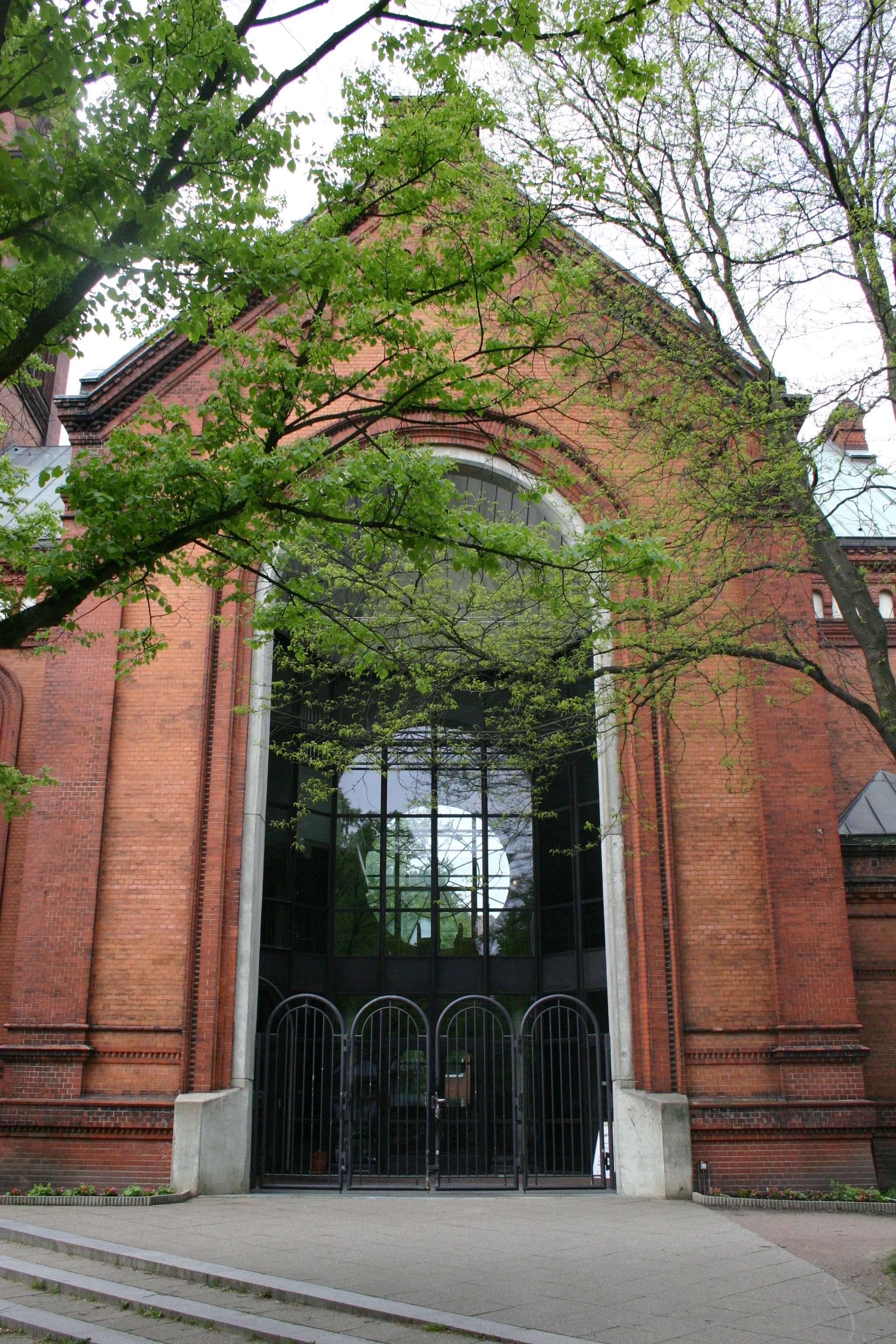 Hamburg Apostelkirche