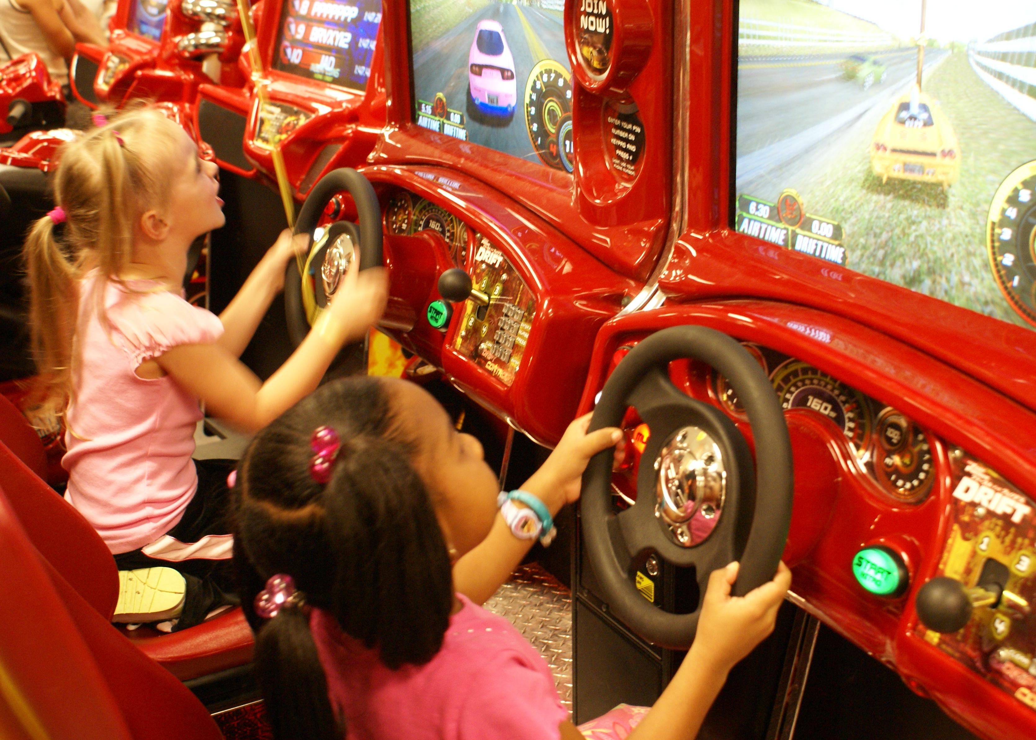 arcade rennspiele