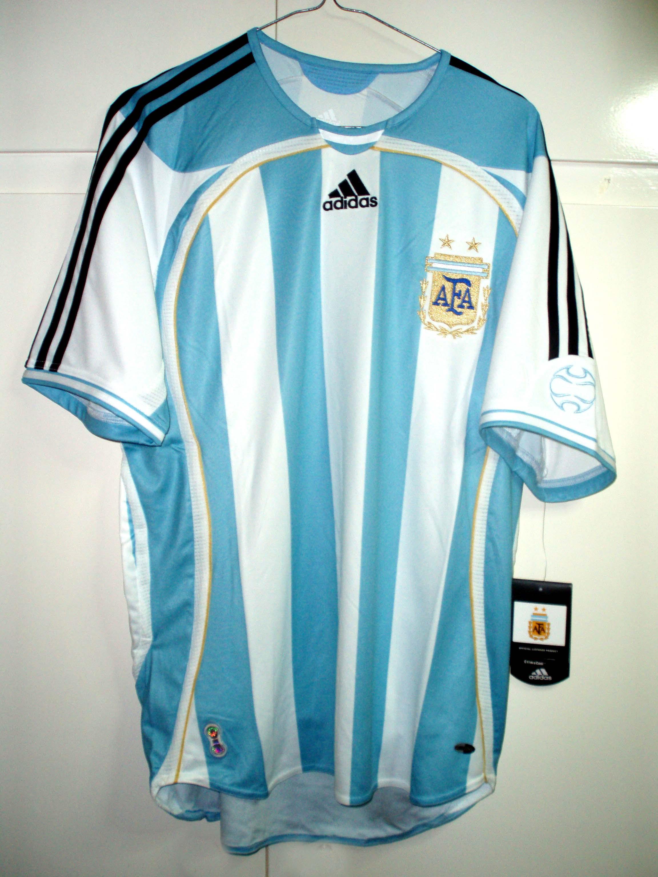 Argentinische Fußballnationalmannschaft