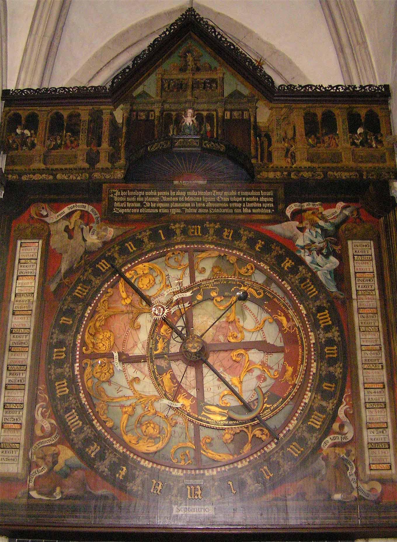 Astronomische Uhr Münster