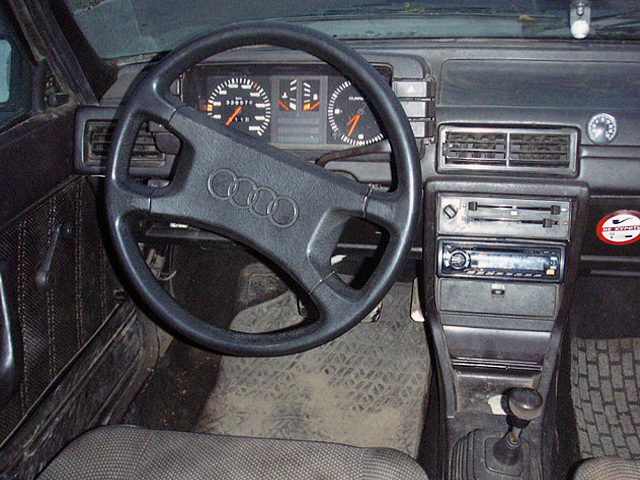 Audi 80 b2 for Audi 80 interieur