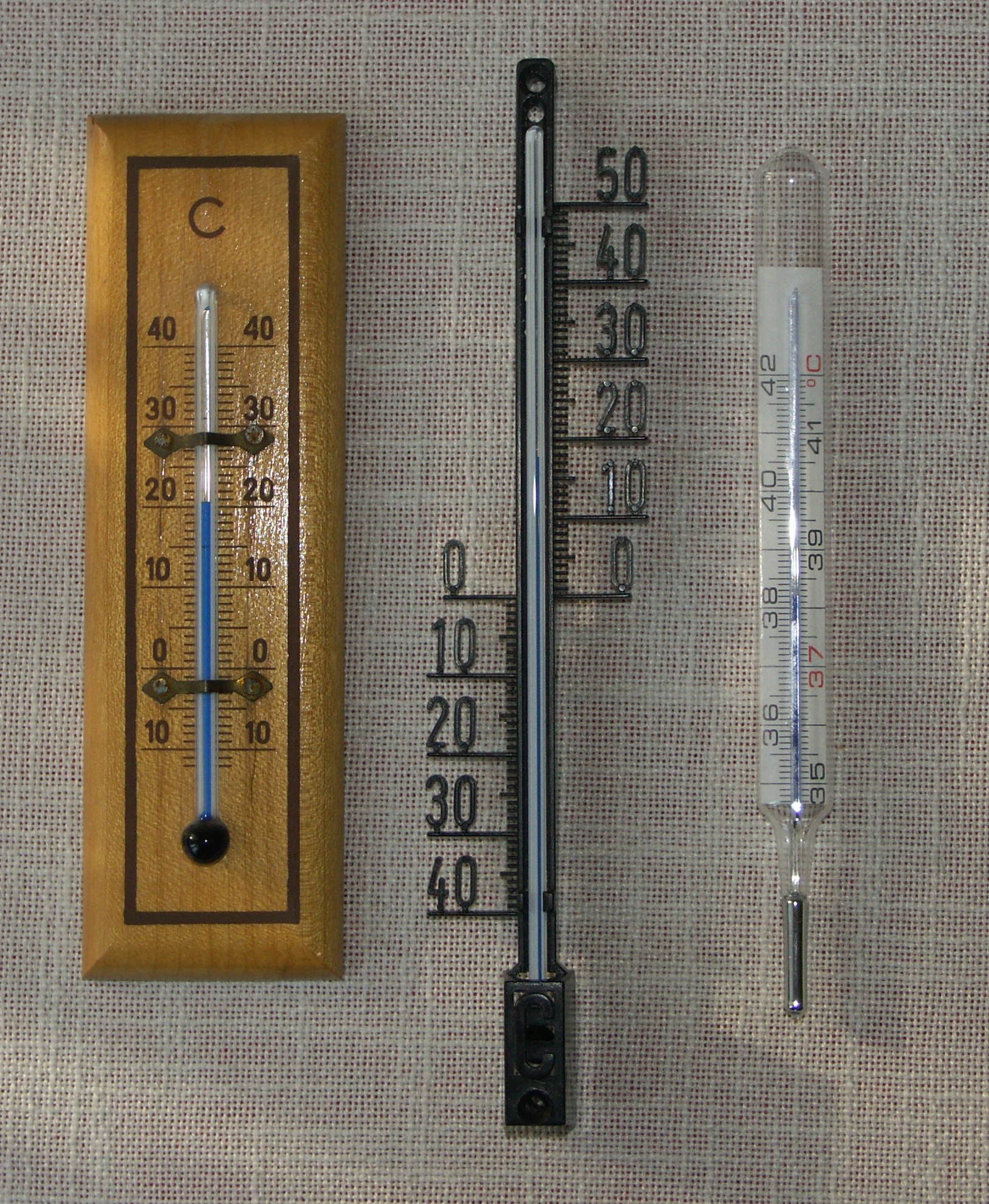 Arbeitsblatt Thermometer Quecksilber : Ausdehnungsthermometer