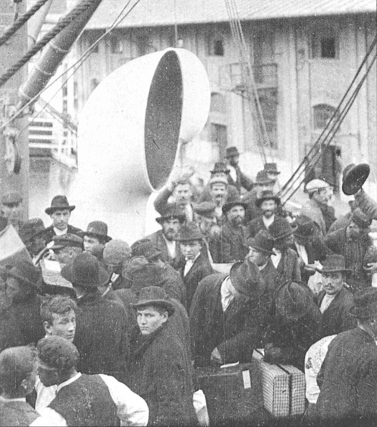 den danske udvandring til amerika 1840 1914 De nordiske lande henviser til de fem nordiske riger: danmark, norge, sverige,   til amerika i perioden mellem 1840-1914, og hvor de primært slog sig ned.