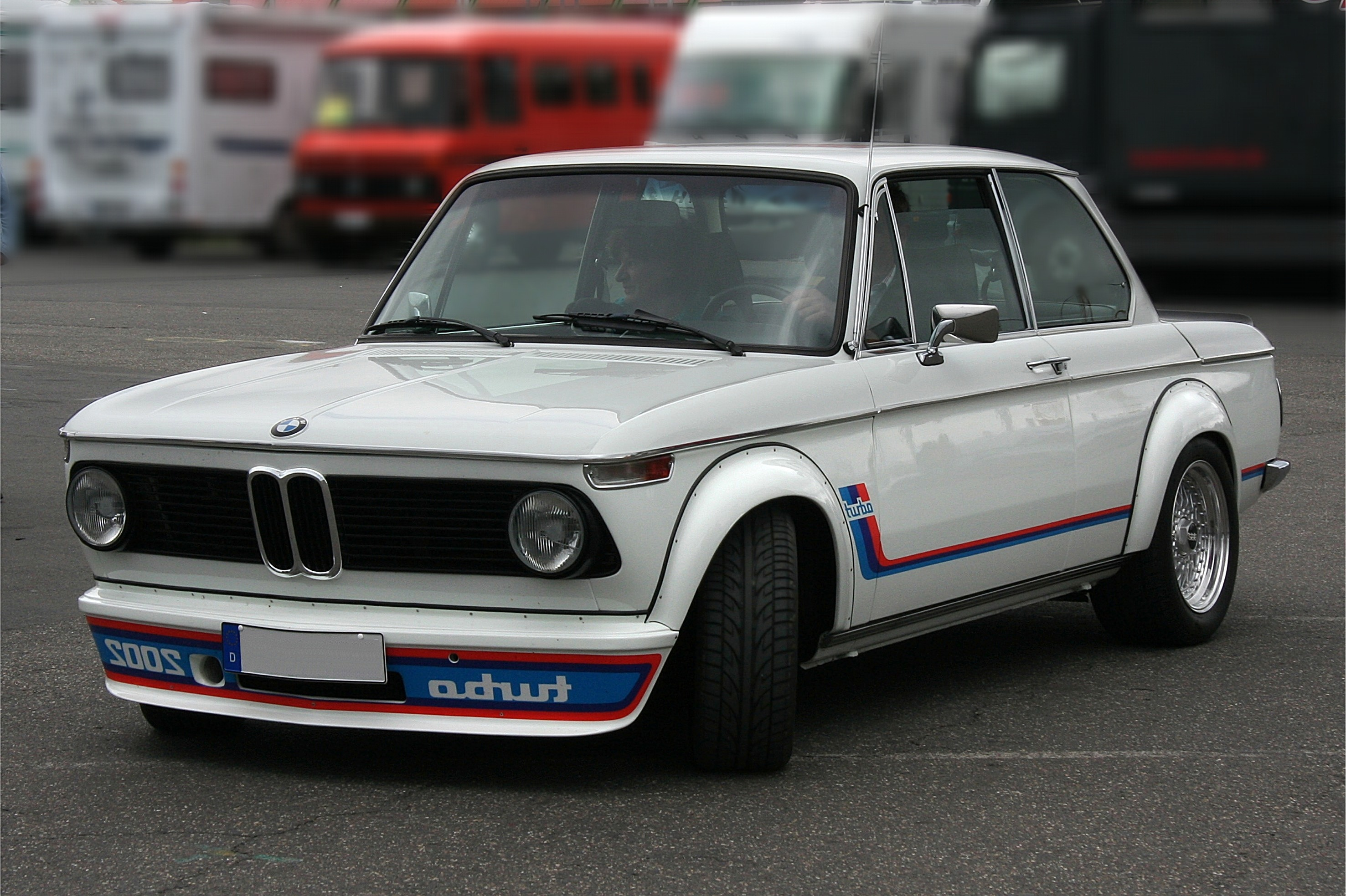 BMW 2002. alpina flavour would