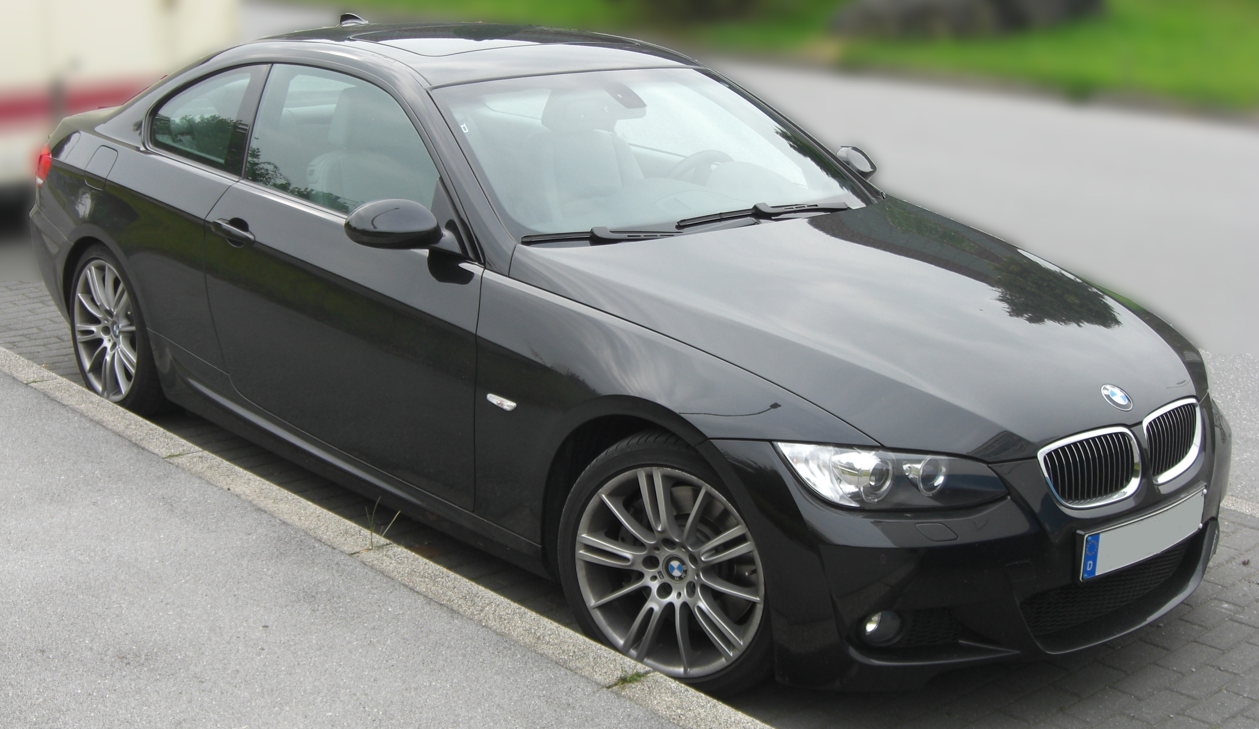 BMW E90 E91 E92 E93 3 Series Forum Car Throttle.