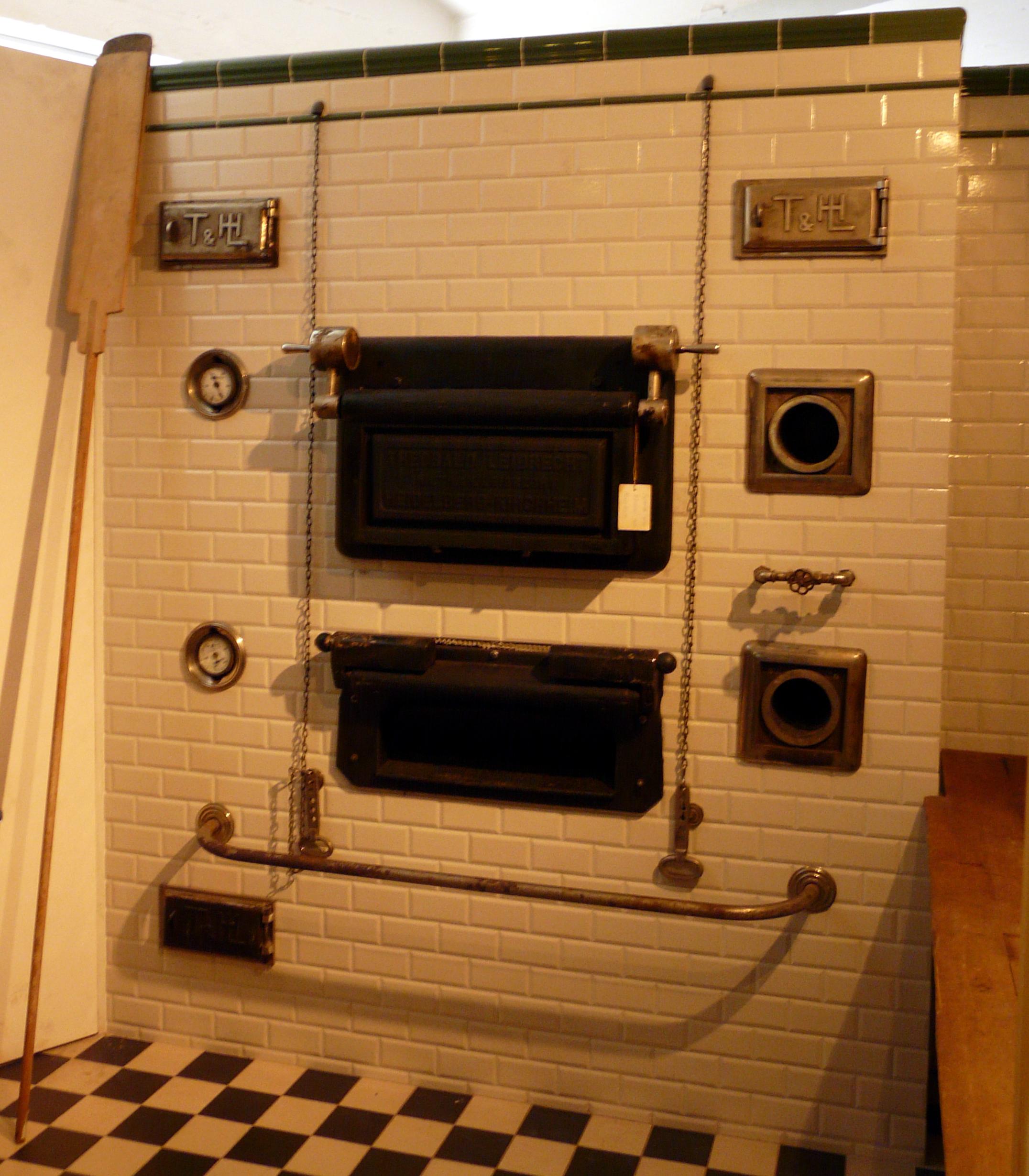 backofen. Black Bedroom Furniture Sets. Home Design Ideas