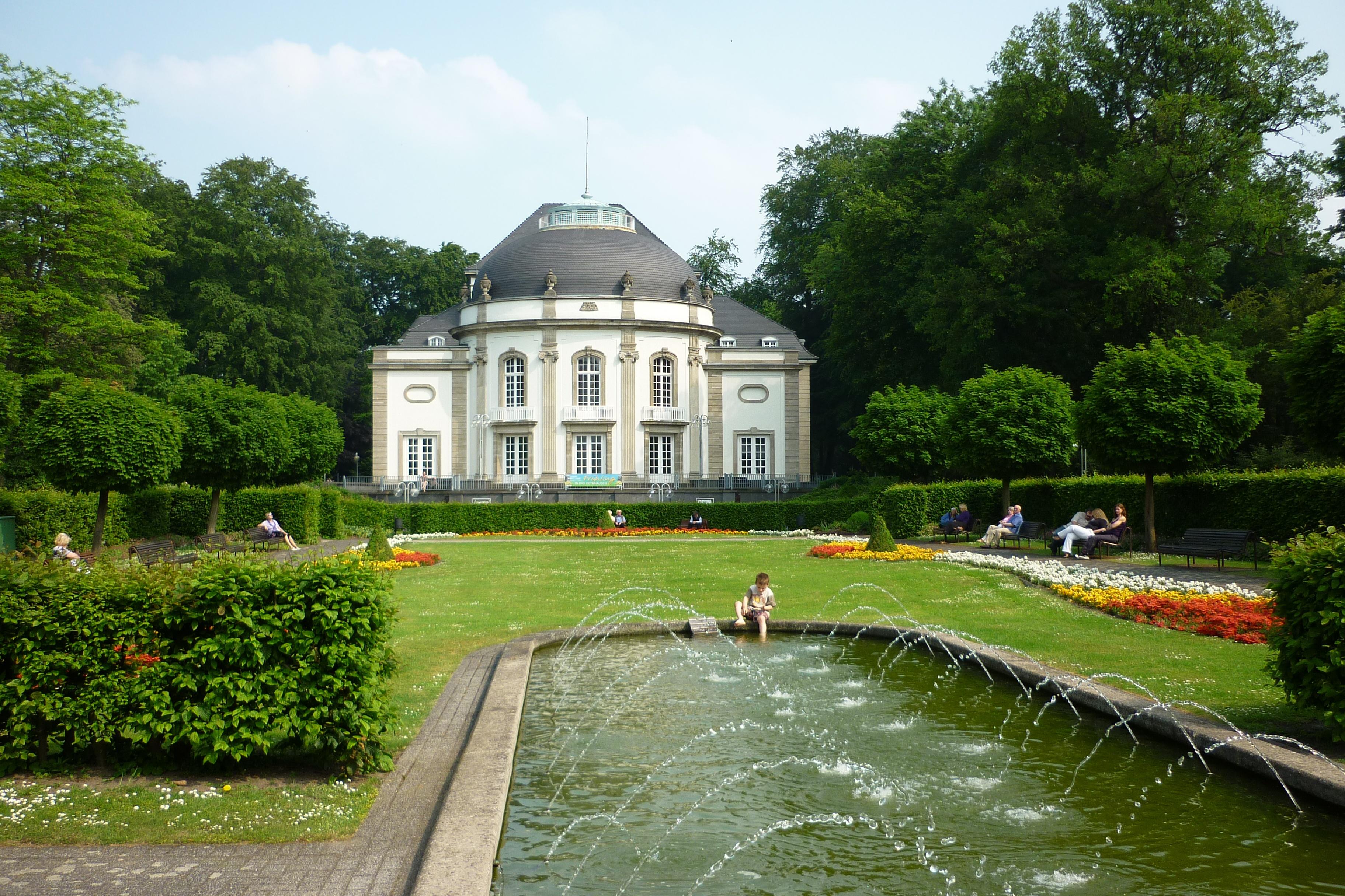 Hotel Am Kurpark Bad Oeynhausen