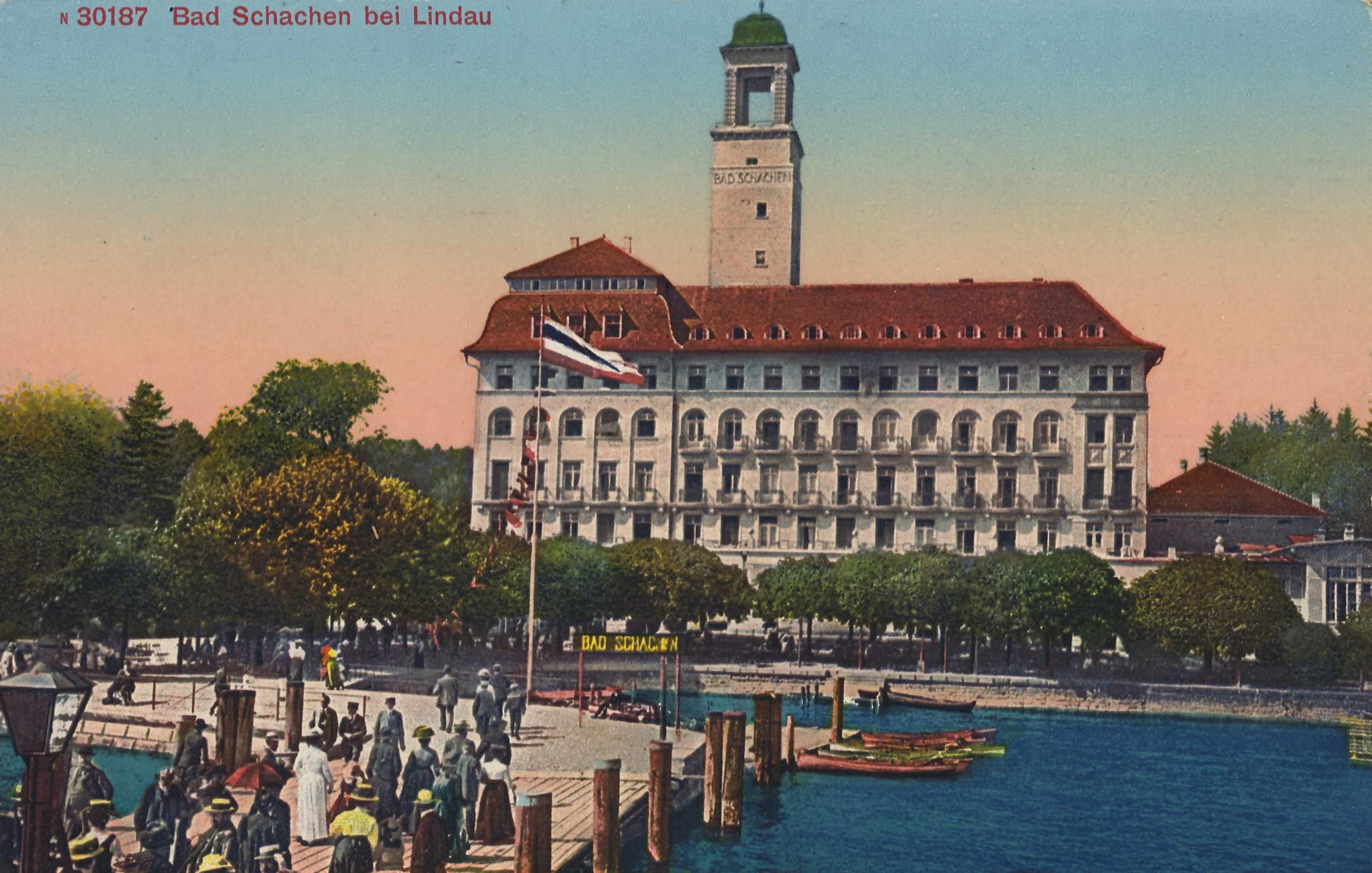 Hotel Lindenhof Bad Schachen