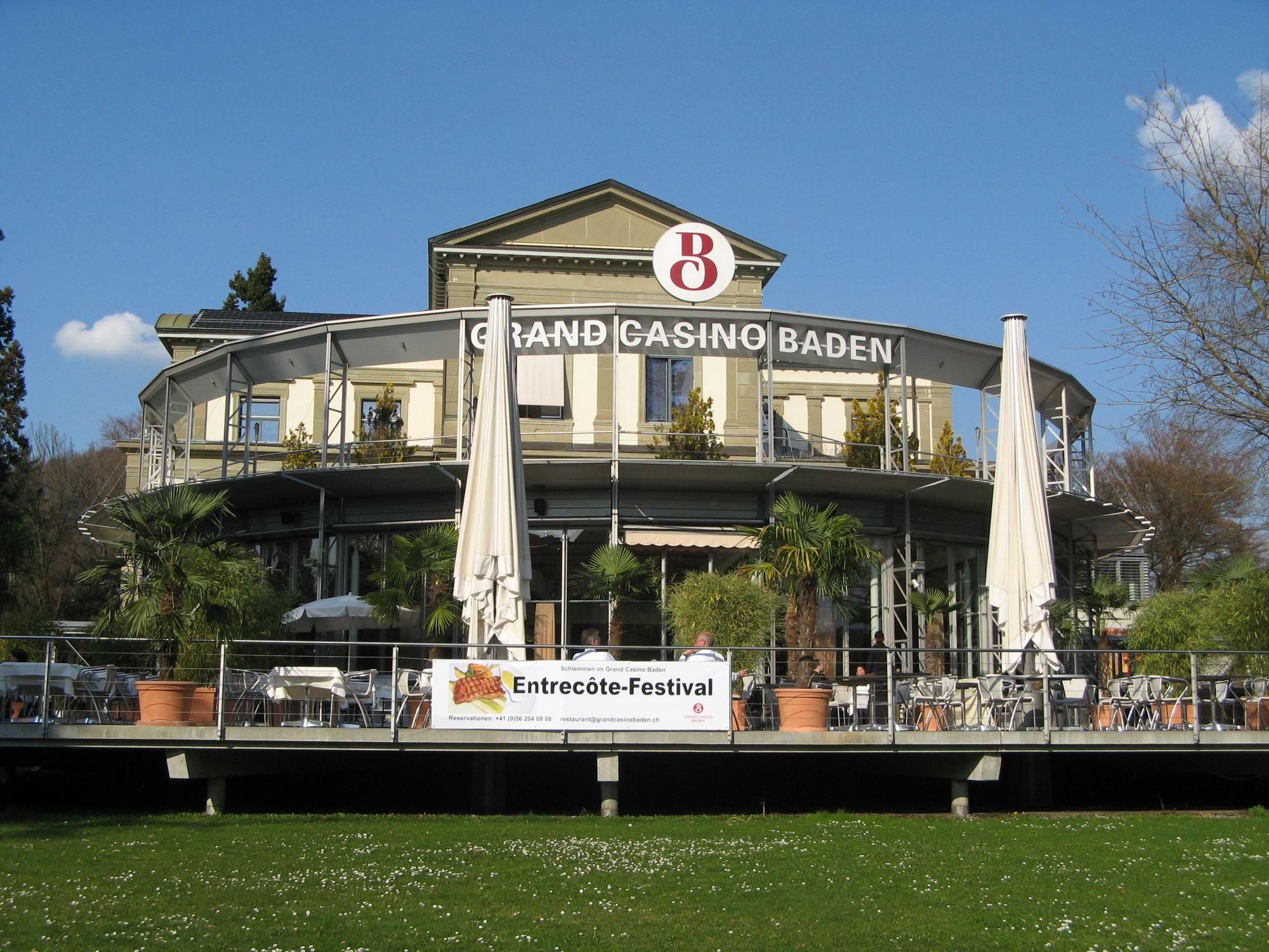 Club Grand Casino Baden