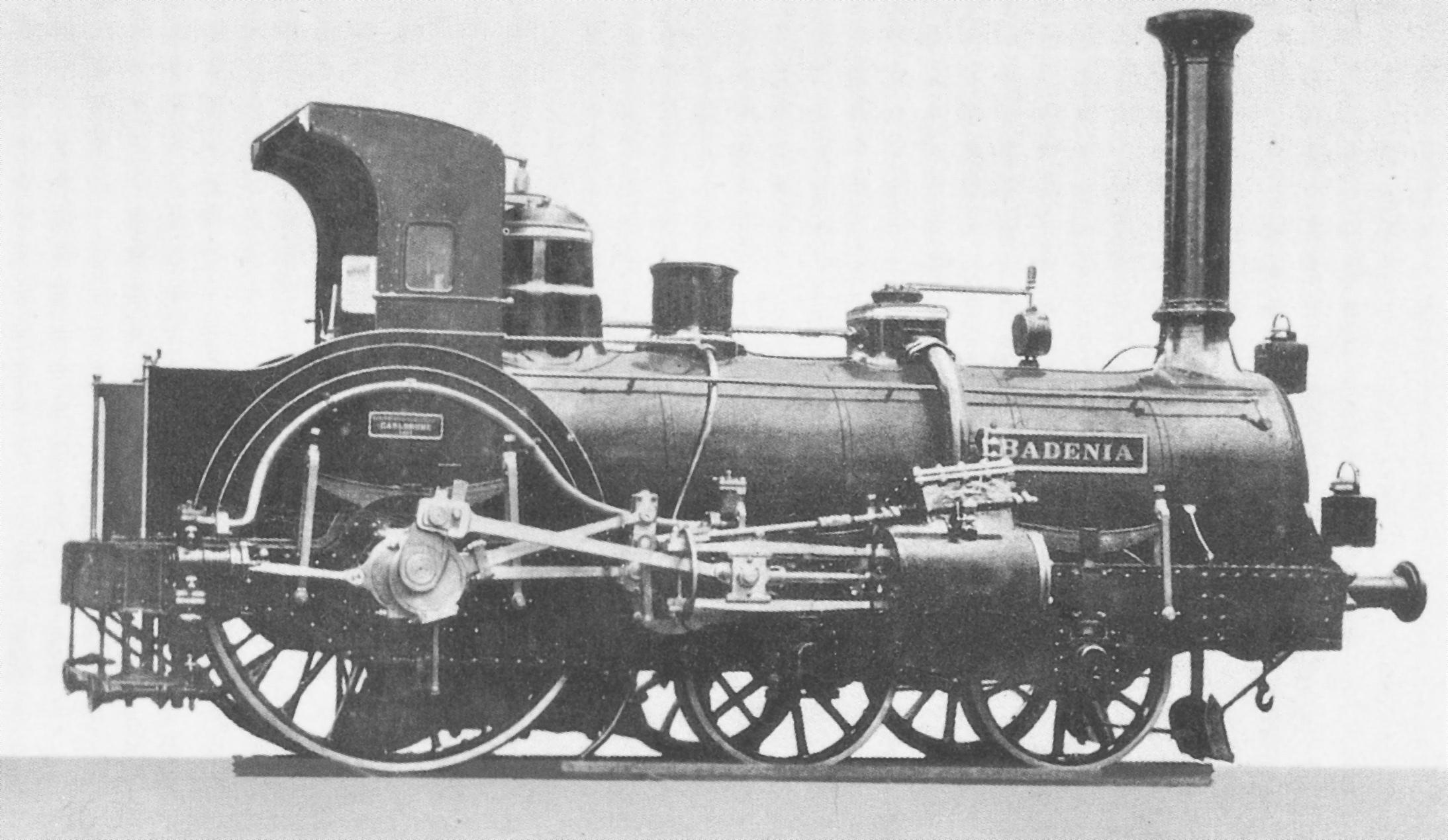 Geschichte Der Eisenbahn In Deutschland
