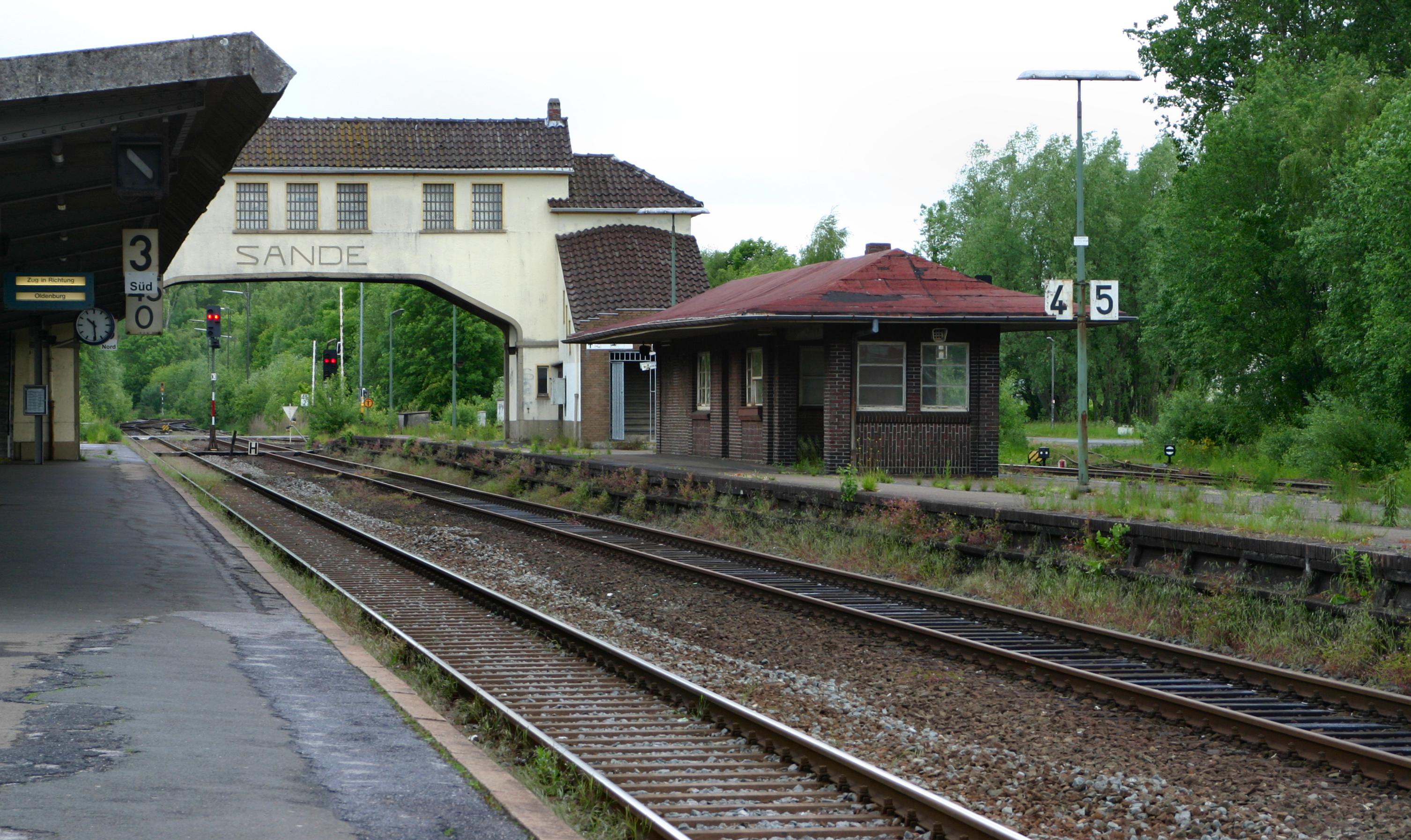 Bahnhof Bilder