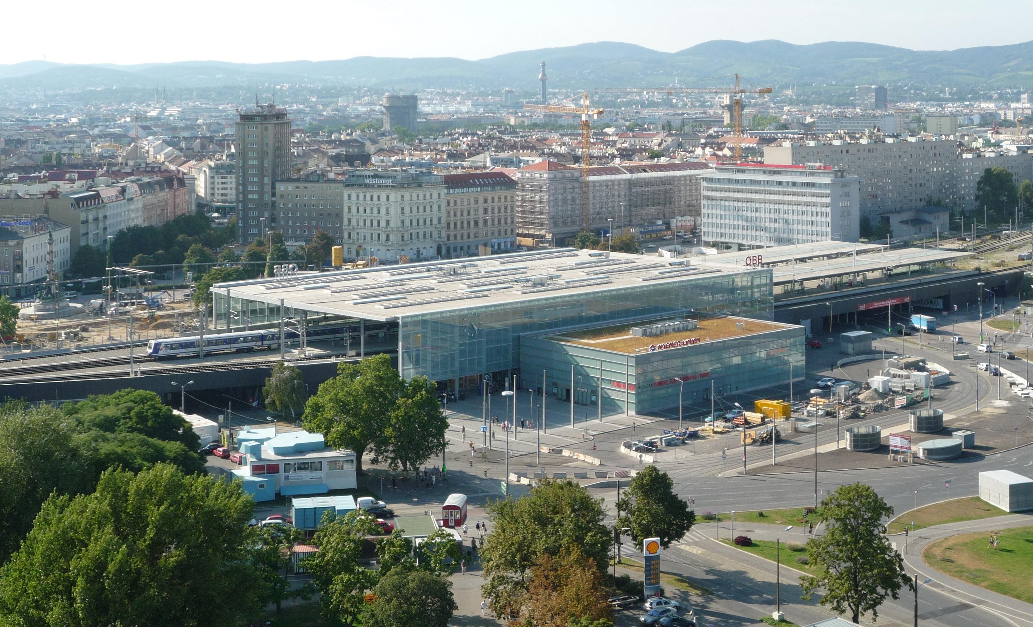Vienna enkelt reisende