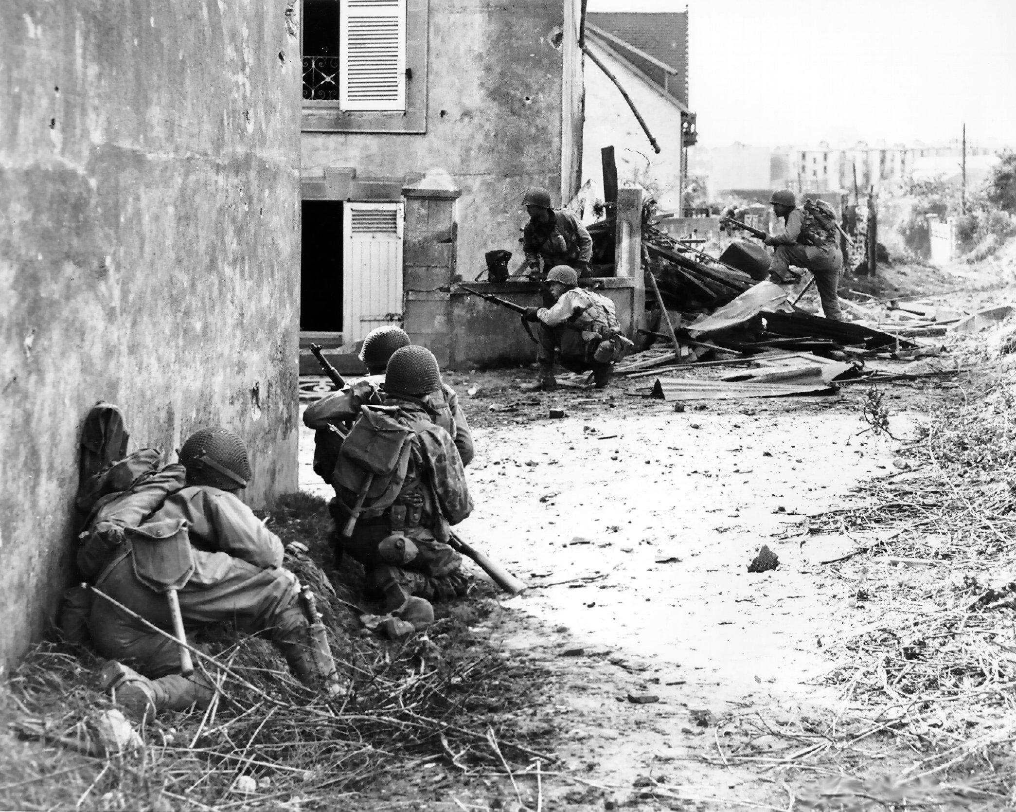 Schlacht Um Brest