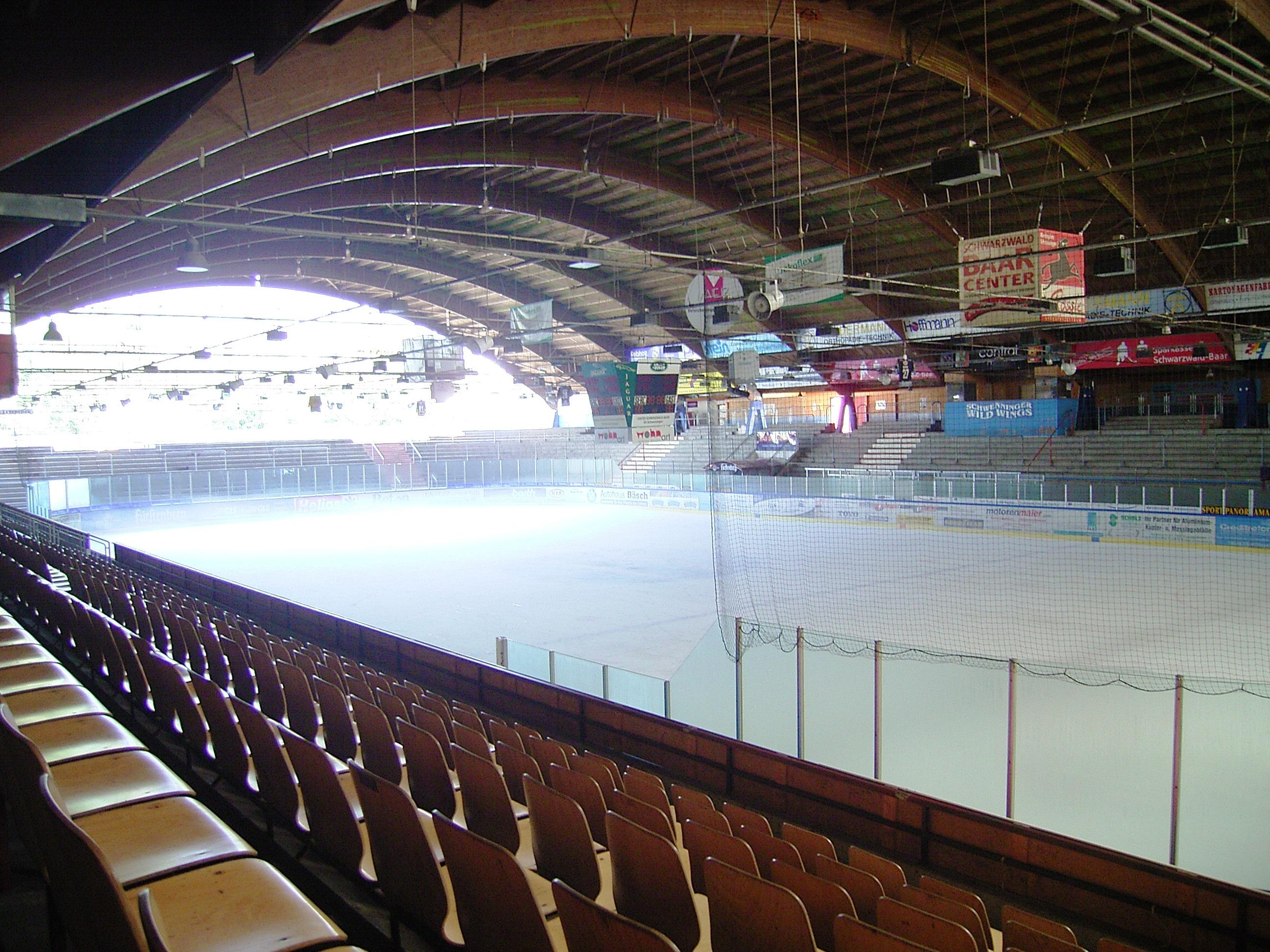 Eisstadion Pferdeturm