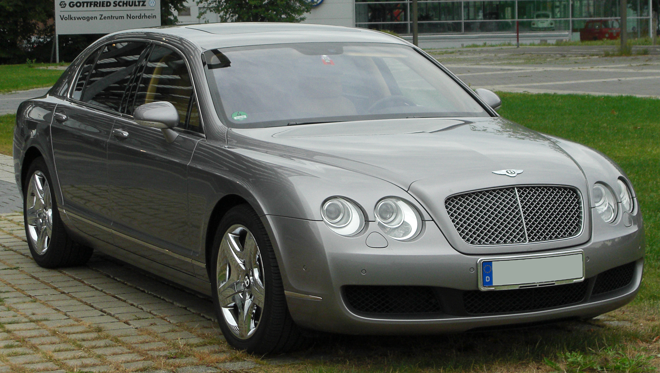 Continental Flying Spur 2005–2009