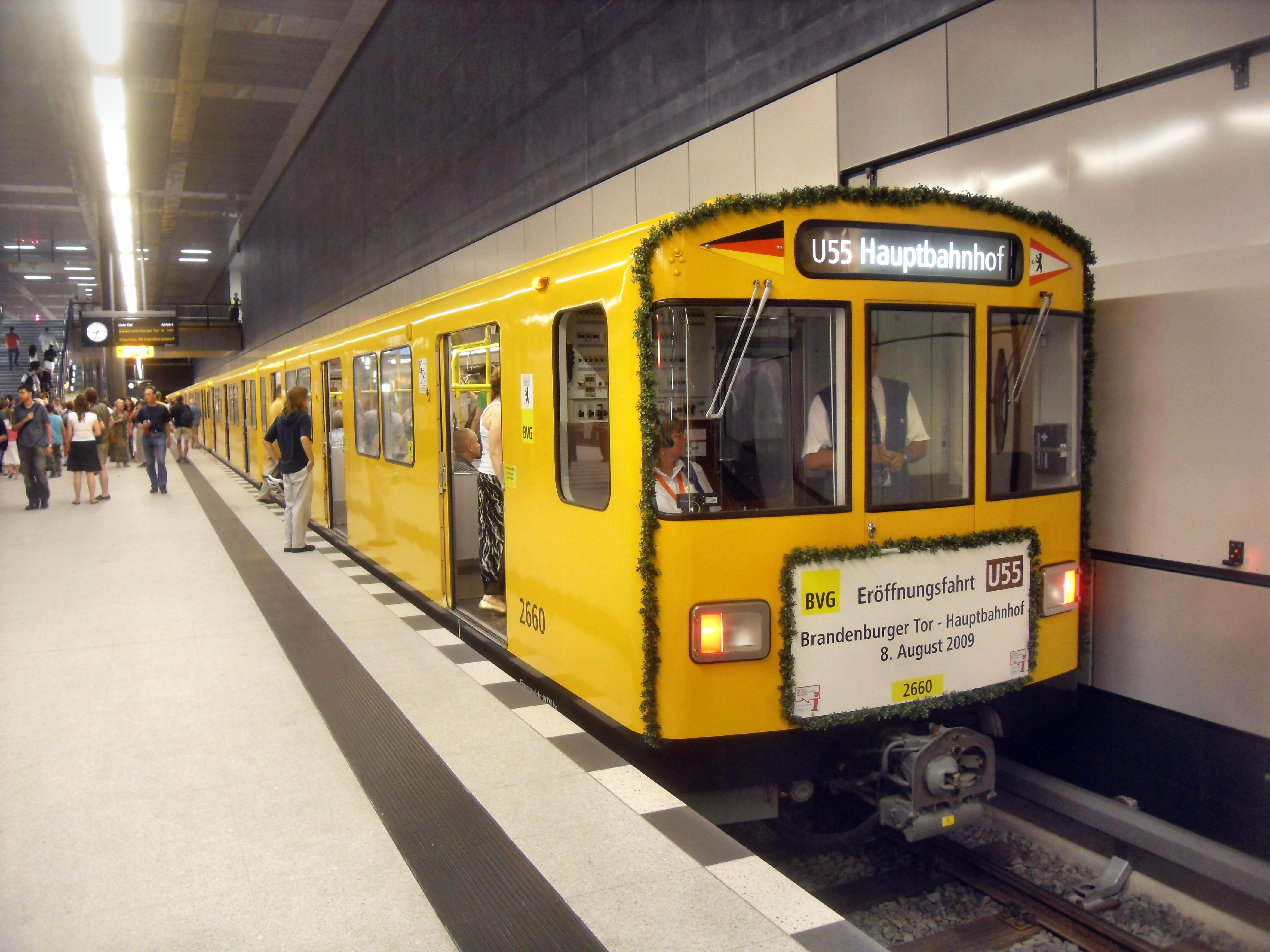 BVG-Baureihe F