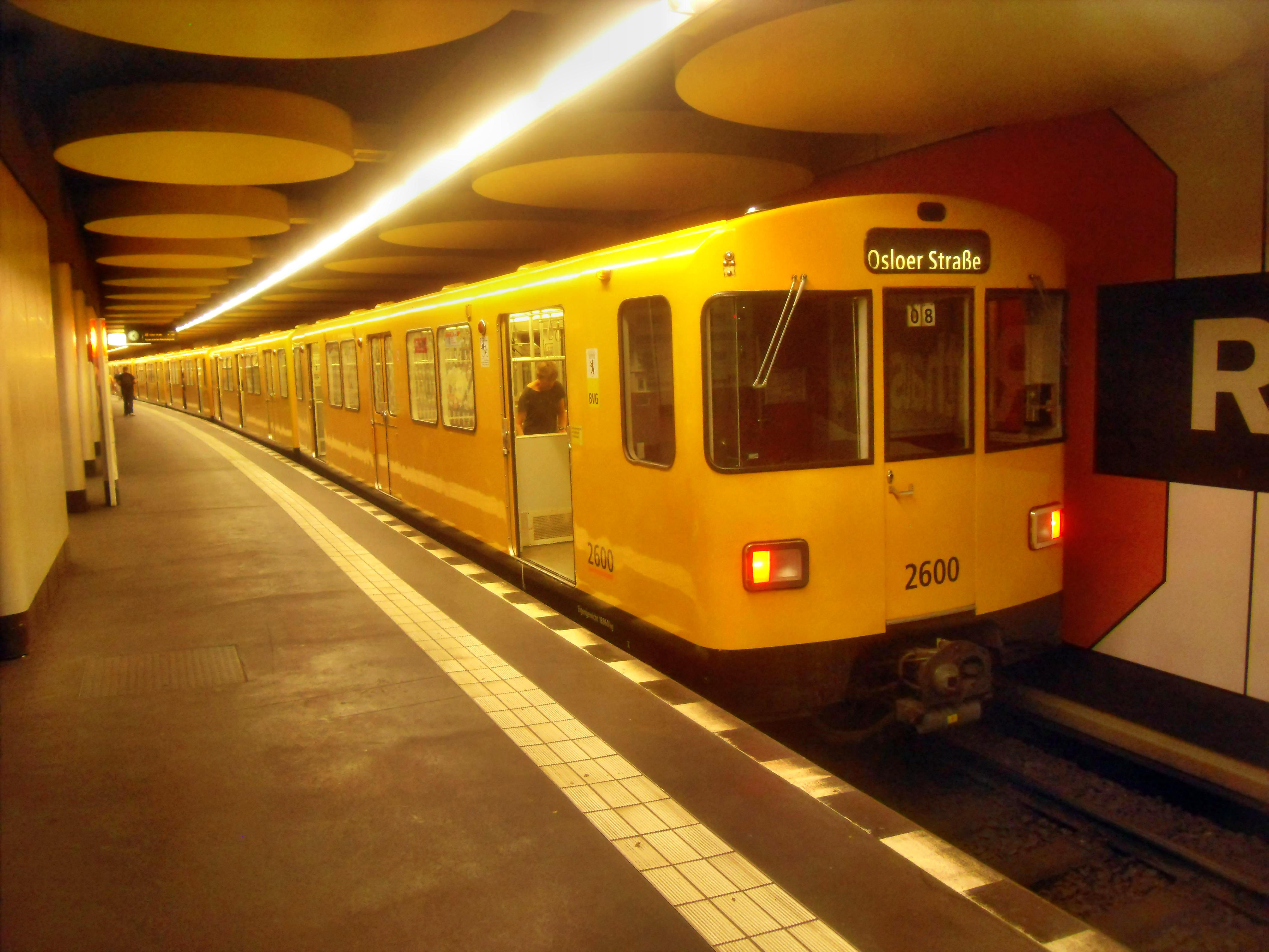 Bahnhof Berlin Rathaus Steglitz