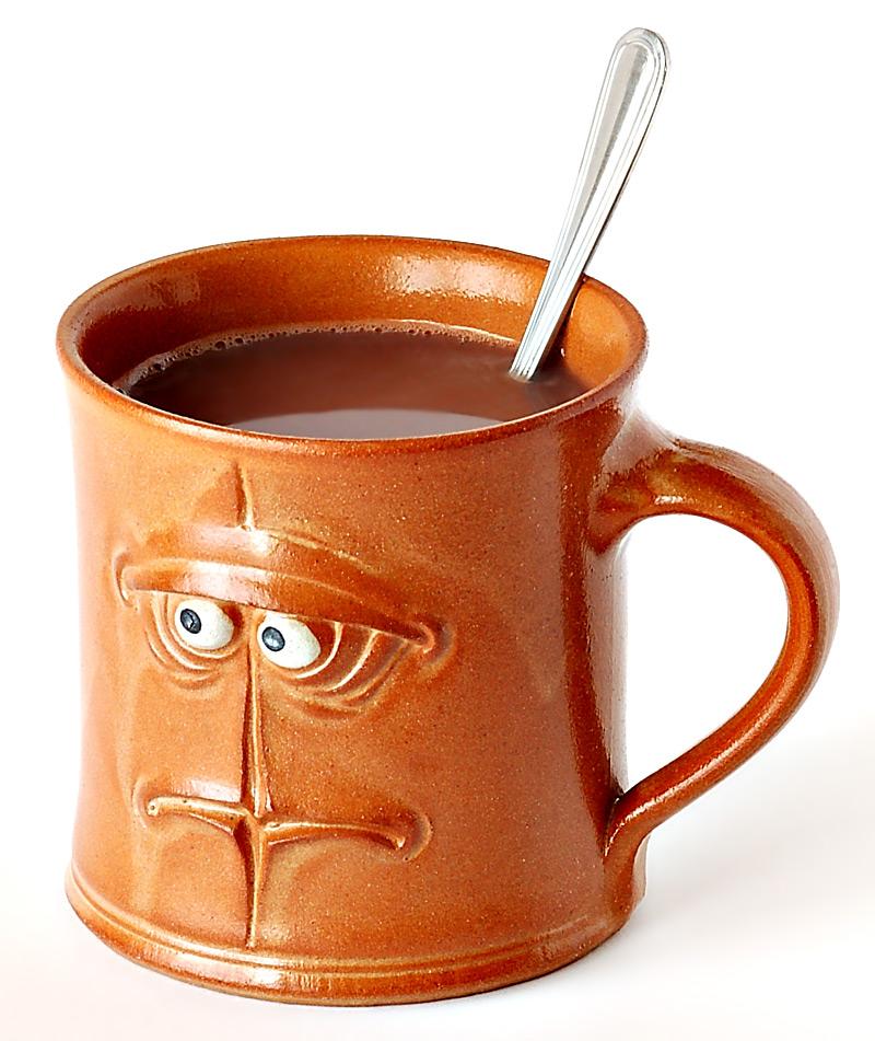 Ein Beispiel für Merchandising: Eine Bernd-das-Brot-Tasse