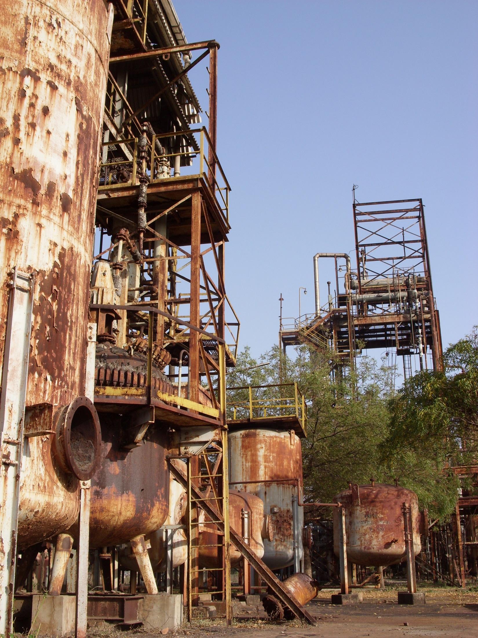 Katastrophe Von Bhopal