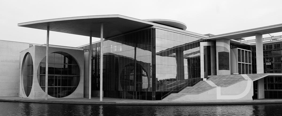 Bibliothek des deutschen bundestages - Dekonstruktivismus architektur ...