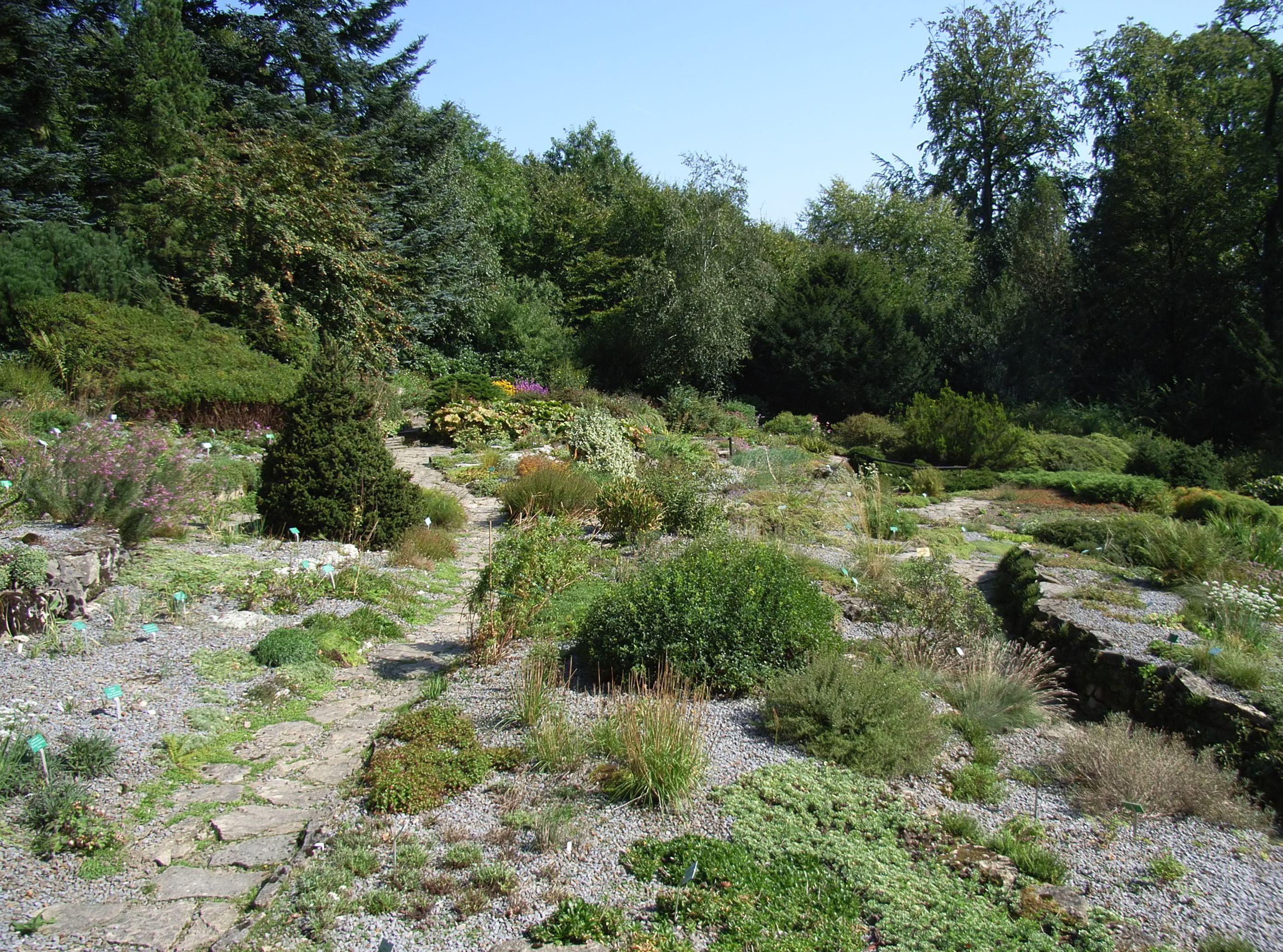 Botanischer garten bielefeld - Ankergarten bielefeld ...