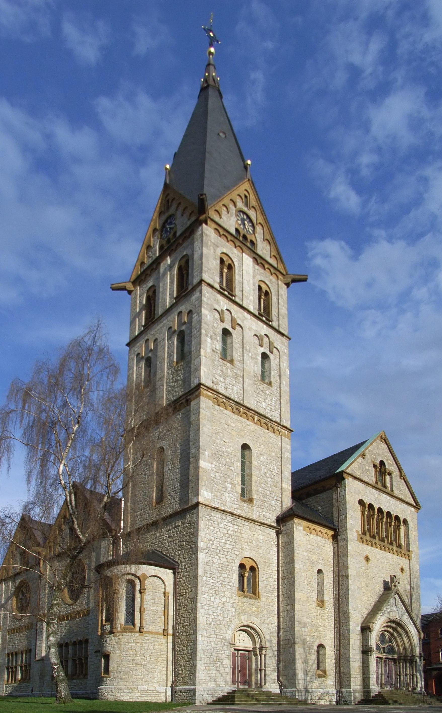 Liste der Kirchen im Kirchenkreis Bielefeld
